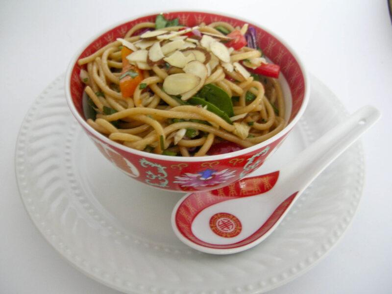 Asian noodle spoon for Asian kitchen korean cuisine st louis