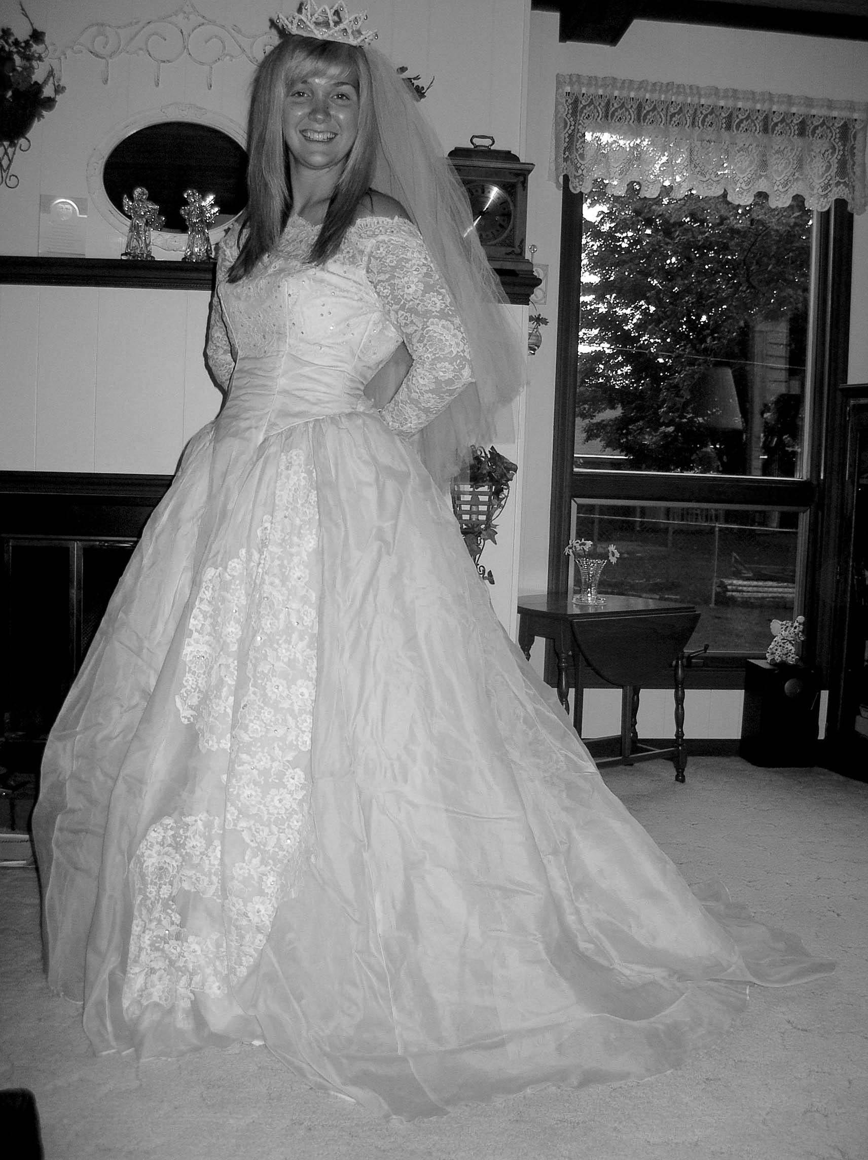 Wedding Dresses For Moms